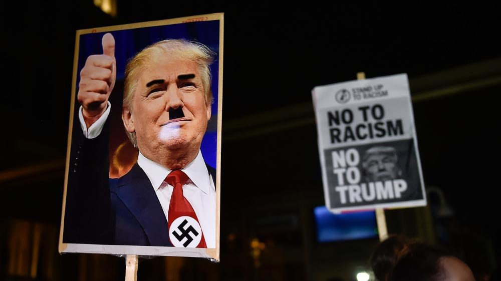 Resultado de imagen para trump racist