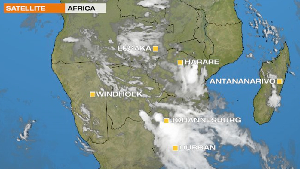 Most violent storms in decades deluge Gauteng, South Africa