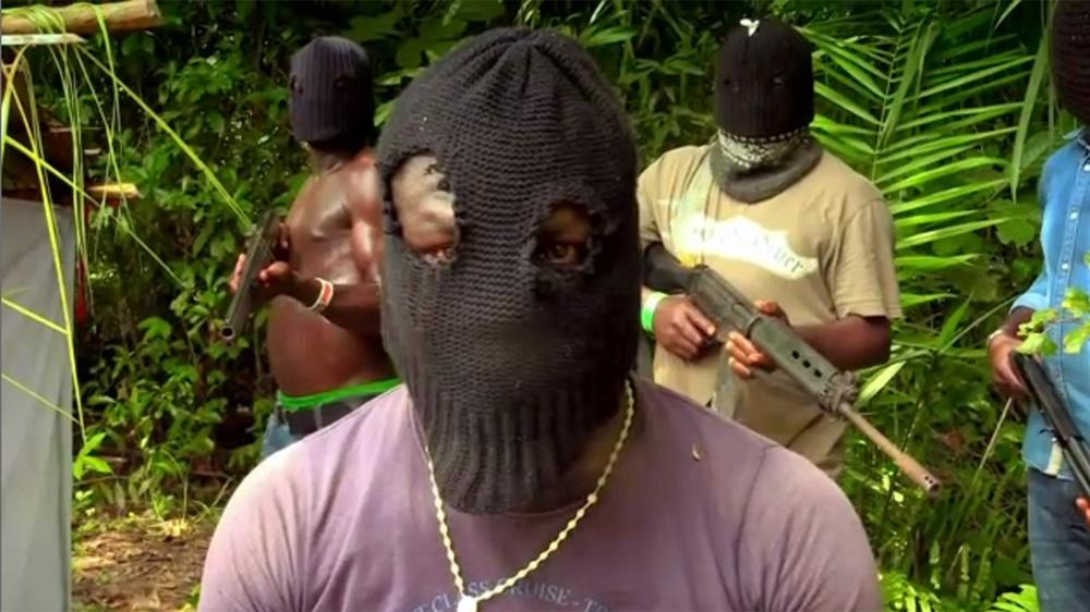 piracy in nigeria human rights al jazeera