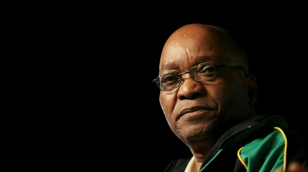 Reports say at least three cabinet ministers turn against South Africa's beleaguered president in a scheduled meeting.