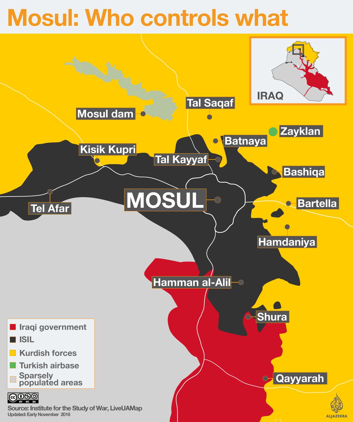 Is it wrong to call Mosul battle a 'liberation'? | Iraq | Al Jazeera