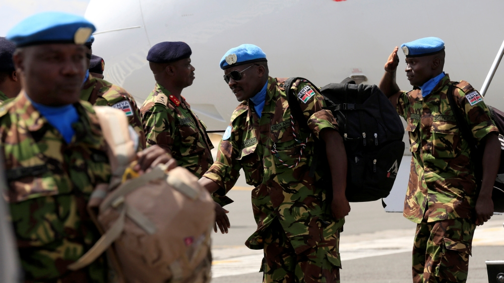 The decision comes after months of hesitation by South Sudan after soaring violence erupted in Juba in July.