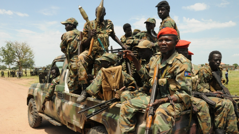 Urgent action is needed by the UN and the international community to stop the violence in South Sudan.