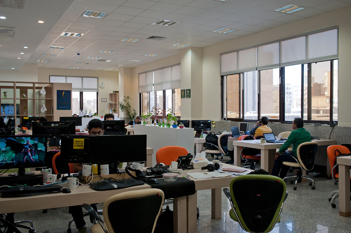 twitter doubles silicon valley office. finnova incubator is located in tehran centre, close to vali-e-asr, twitter doubles silicon valley office