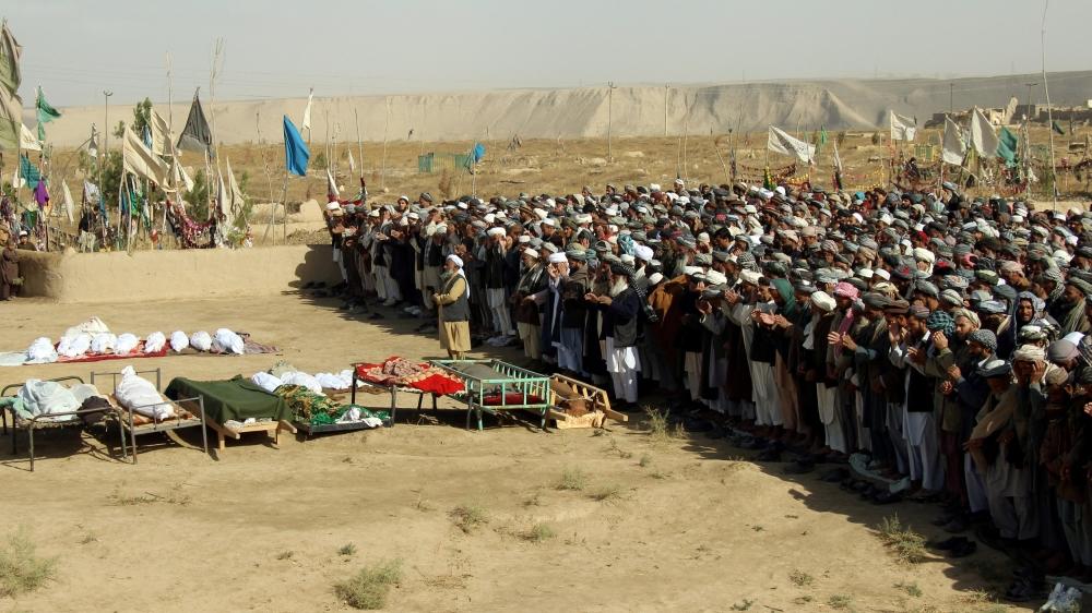 Roadside bomb kills 15 civilians in northern Afghanistan