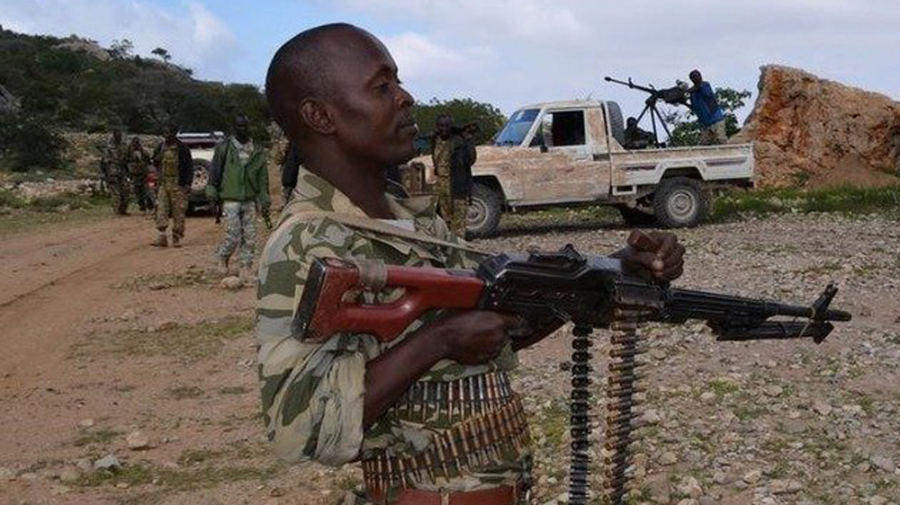 At least 20 killed in fighting between forces of Galmudug and Puntland in border town, one week after ceasefire reached.