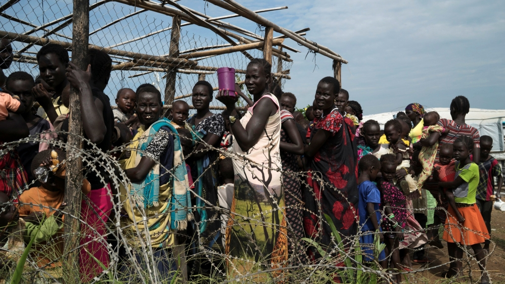 Fighting between government and rebels has seen deliberate starvation, gang rape, and the burning of villages.