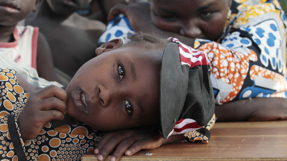 After army advance against Boko Haram in the north, many people found on brink of starvation amid humanitarian crises.