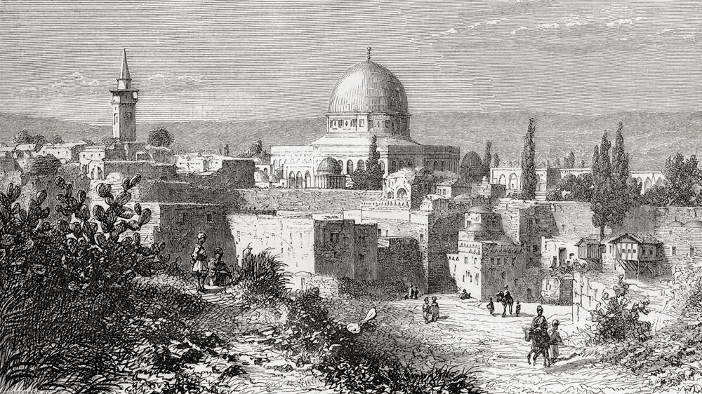 Islamic revivalism movement towards the establishment