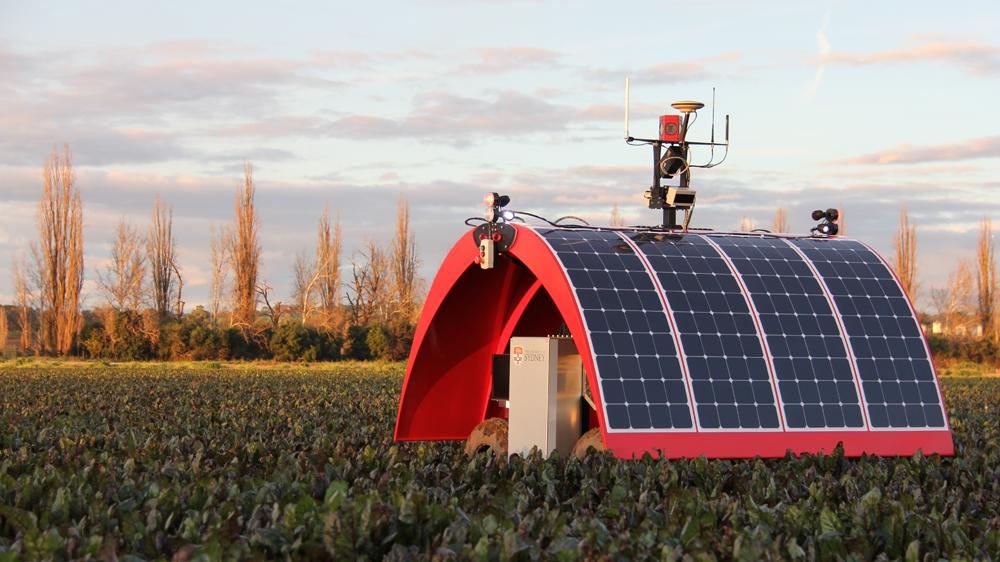 Robots Lending A Helping Hand On Australia U0026 39 S Farms