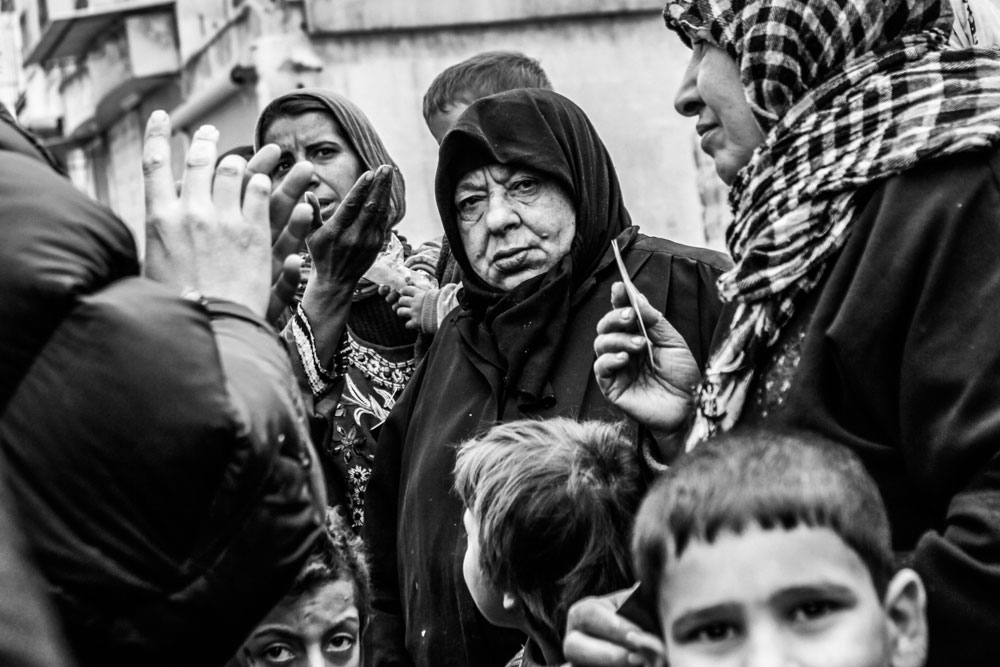 Aleppo阿勒颇之战 (七) - wuwei1101 - 西花社