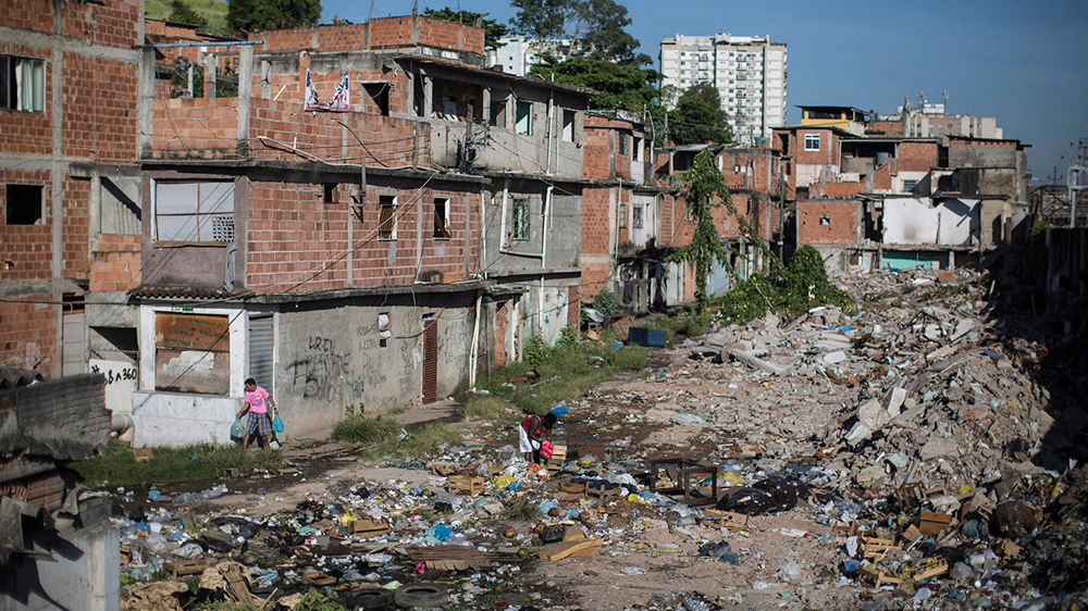 Brazil Austerity Move Slammed As Disaster For The Poor Brazil - Poorest part of africa