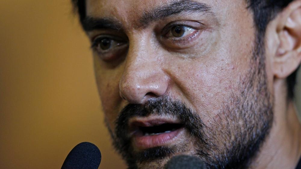 [Aljazera]'Dragon's favourite': Hindu groups target Bollywood's Aamir Khan