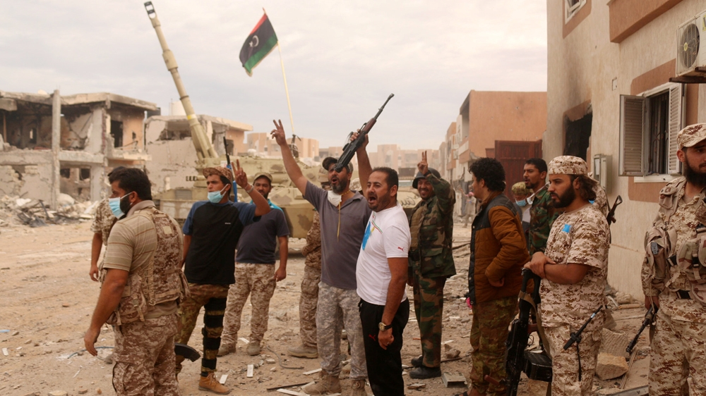 ISIL has just lost control of the city of Sirte, its last stronghold in Libya.