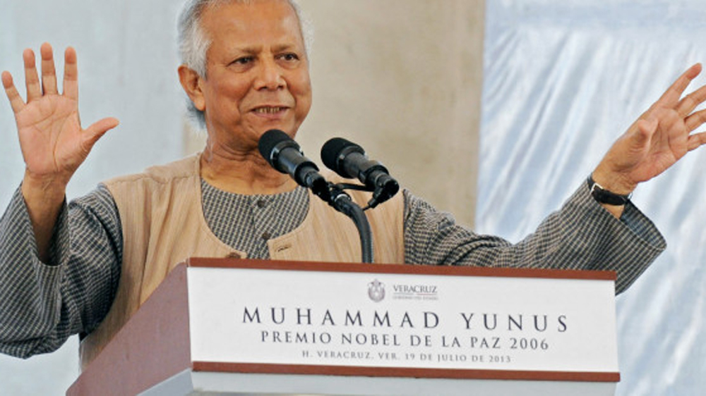 grameen bank how muhammad yunus inspires I found this interview of mohammad yunus of grameen bank his idea to provide micro loans to poor people to jumpstart their entrepreneurship truly is changing the world in fact, yunus won the 2006 nobel peace prize for his work here are some key quotes from the interview: the interview is a.