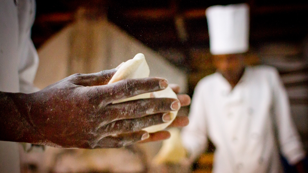 Two foodies team up to explore the Kenyan city's diverse foreign cuisine, and the entrepreneurs who brought it here.