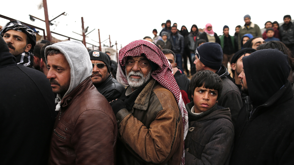 Algeria and Morocco urged to assist Syrian refugees