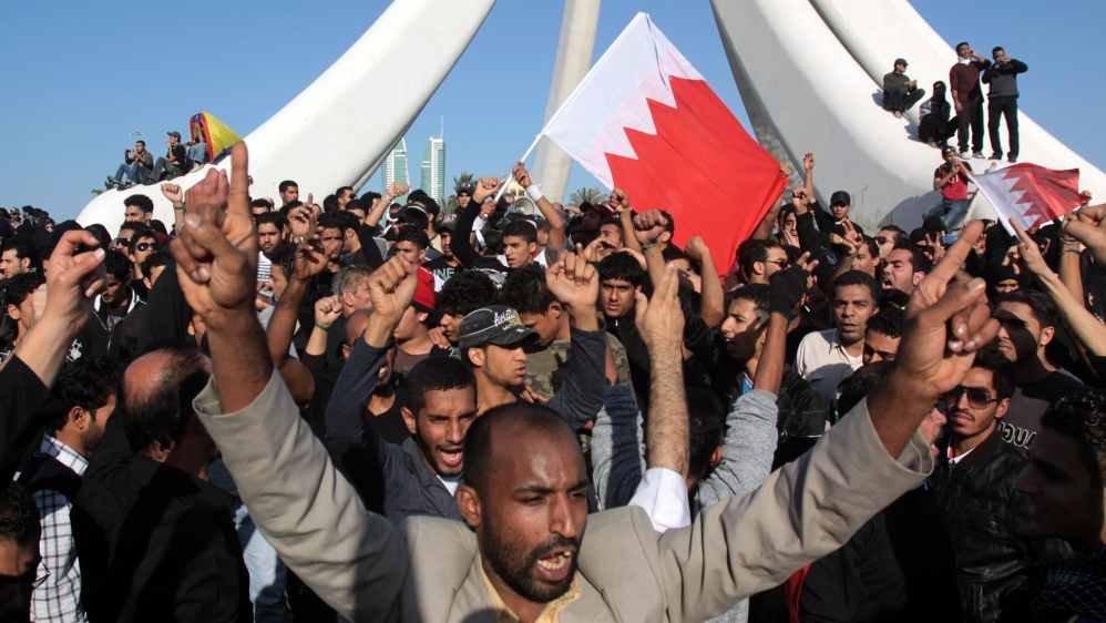 Bahrain: Five years af...