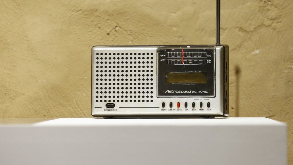 On World Radio Day, UN says 44,000 radio stations broadcast to five billion people, or roughly 70 percent of the world.