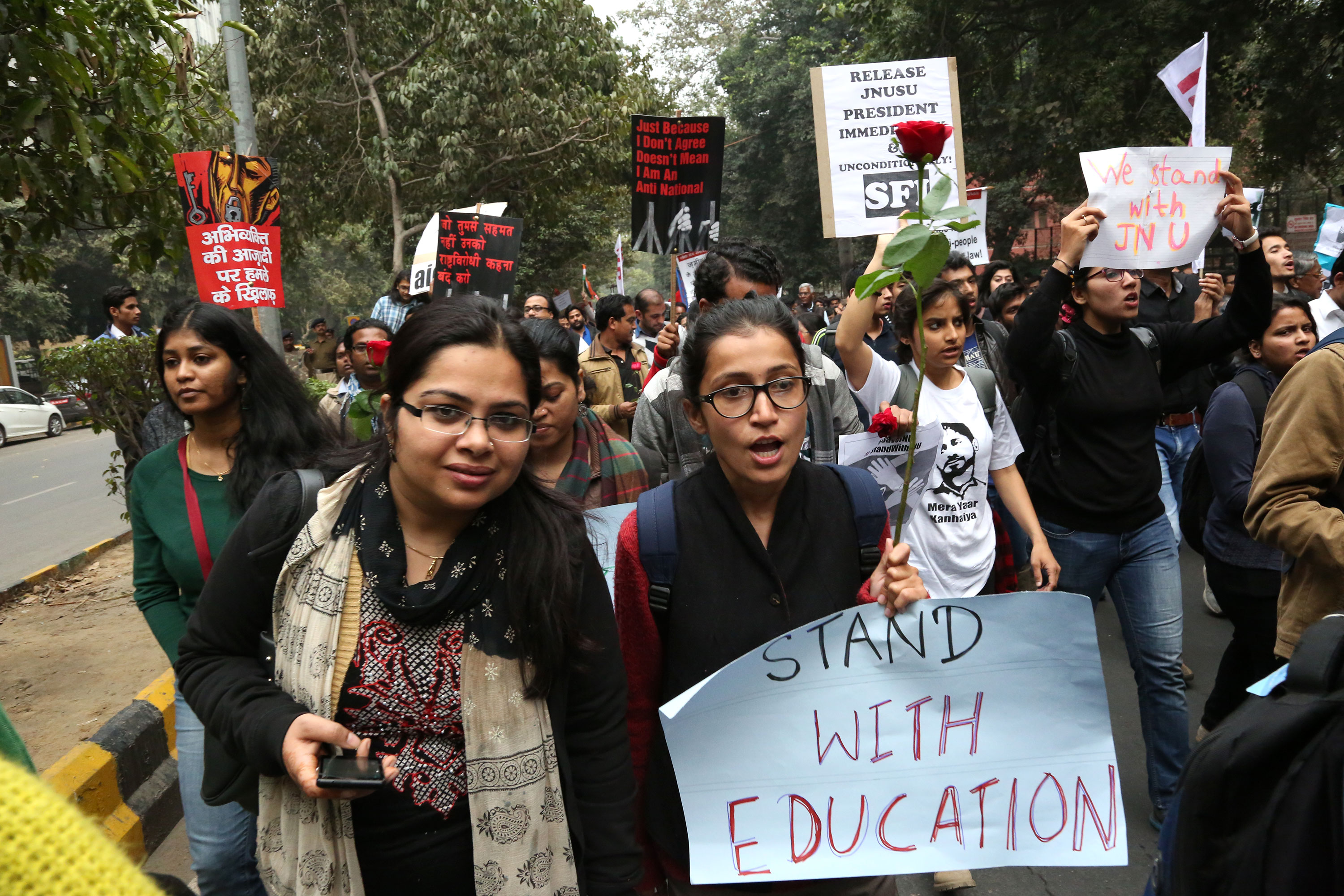 student freedom Student academic freedom does not deny faculty members the right to require students to master course material and the fundamentals of the disciplines that faculty teach 3 neither academic freedom nor tenure protects an incompetent teacher from losing his or her job.