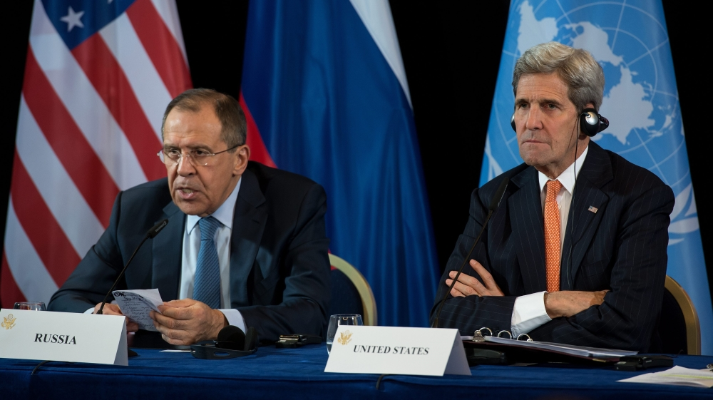 Syrian War Terms For The Cessation Of Hostilities News Al Jazeera
