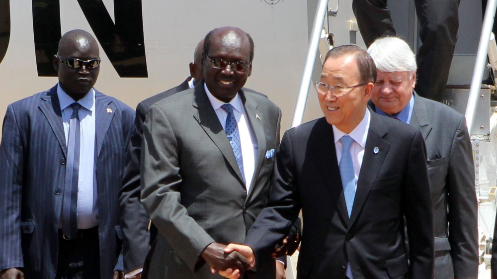 Fighting continues despite an August peace deal aimed at ending South Sudan's two-year-old civil war.