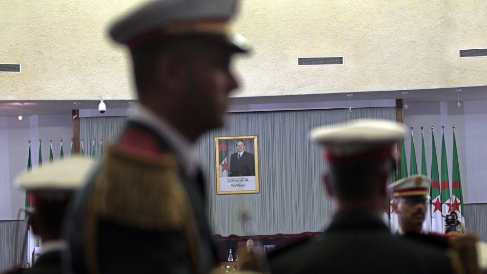 President Bouteflika's decision may be an attempt to reassert his primacy over the country's military elite.