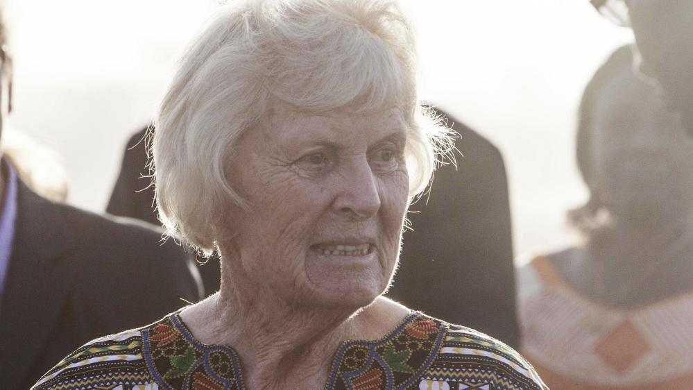 Jocelyn Elliot hopes Dr Ken Elliott, with whom she ran a clinic near Mali border for 40 years, will be released soon.