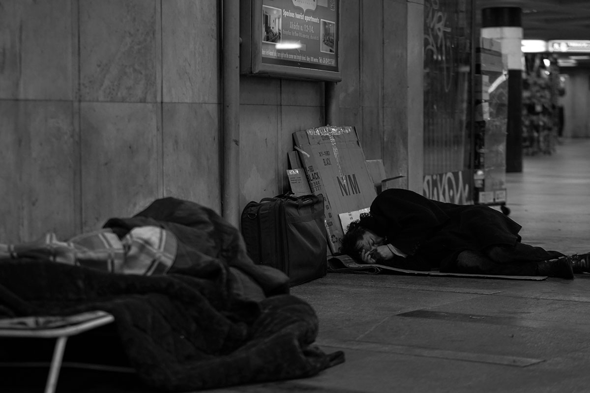 Image result for FOR THE HOMELESS EVERY DAY IS A STRUGGLE