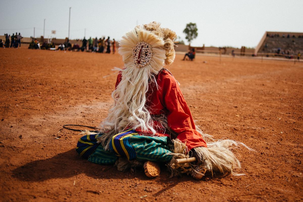 In Burkina Faso Festima A Festival Of African Masks Al Jazeera