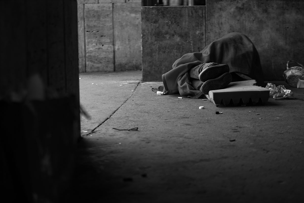 Hungary's criminalised homeless struggle to survive     Al ...