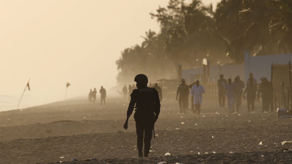 Ivory Coast has been a target since it became France's regional base for countering terrorism in the Sahel.