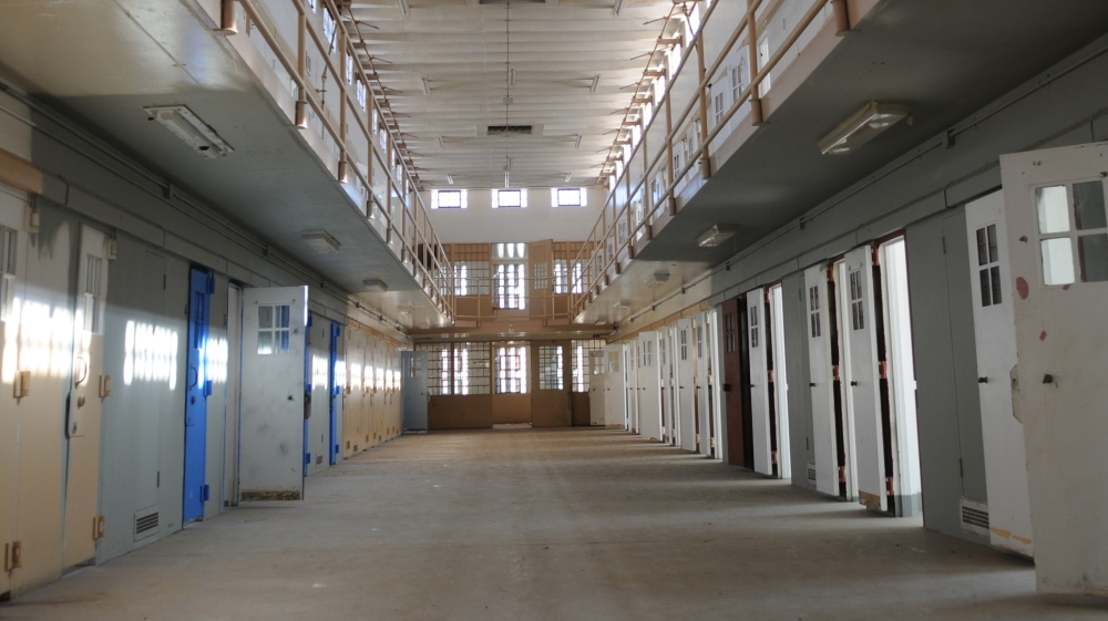 Old Main prison: A tour through American prison history ...