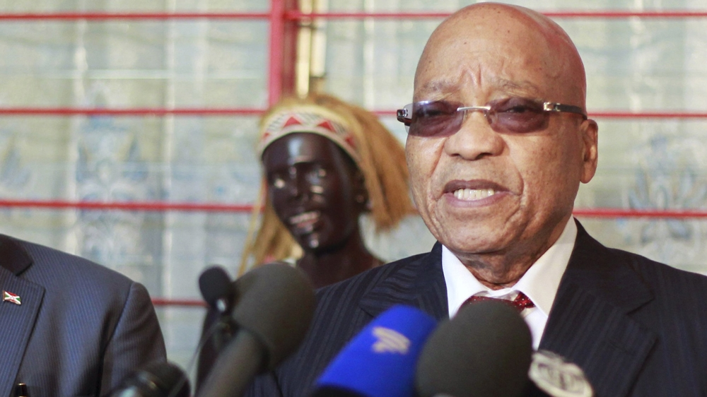 We look at President Jacob Zuma's attempts to manage the media message and his relationship with the Gupta family.
