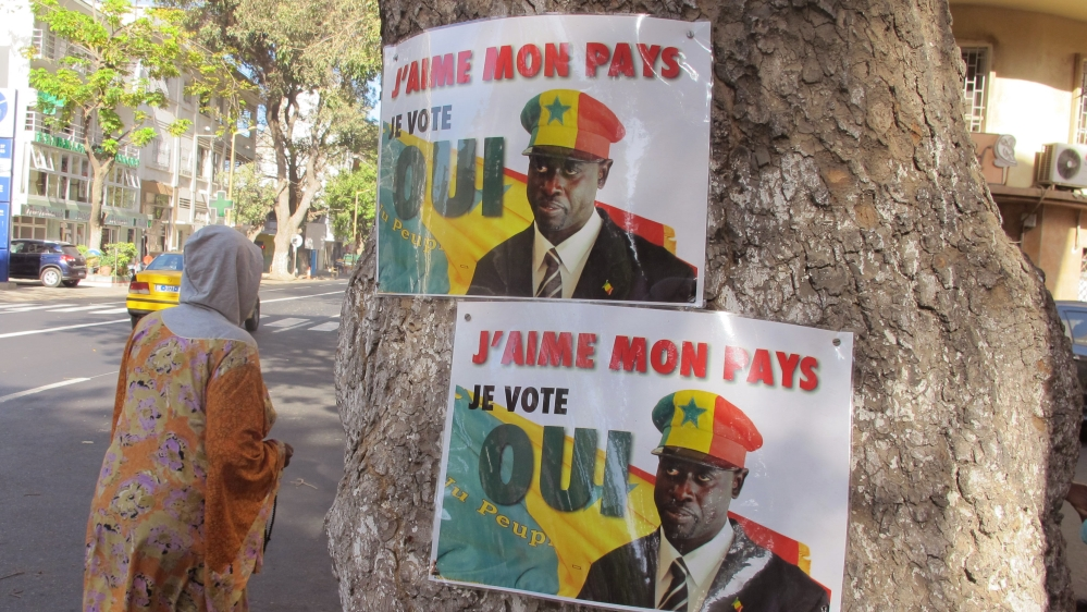 Reforms put forward in referendum will see the maximum period for a president in office cut from seven to five years.