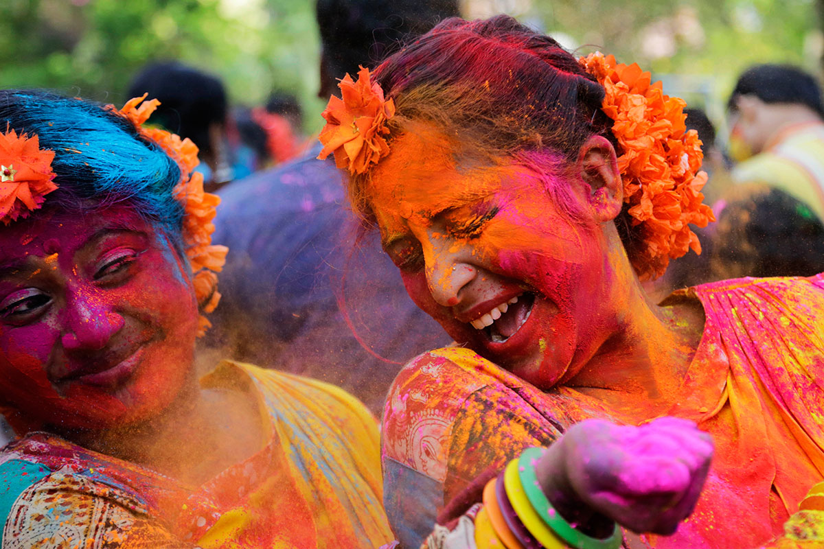 Festival Of Colours Tour