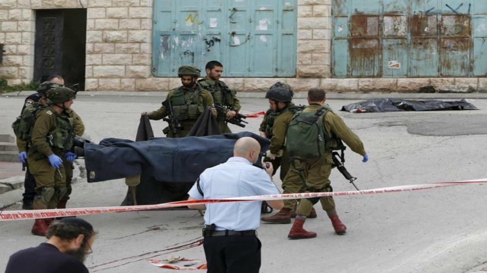Israeli Soldier Filmed Shooting Palestinian On Ground