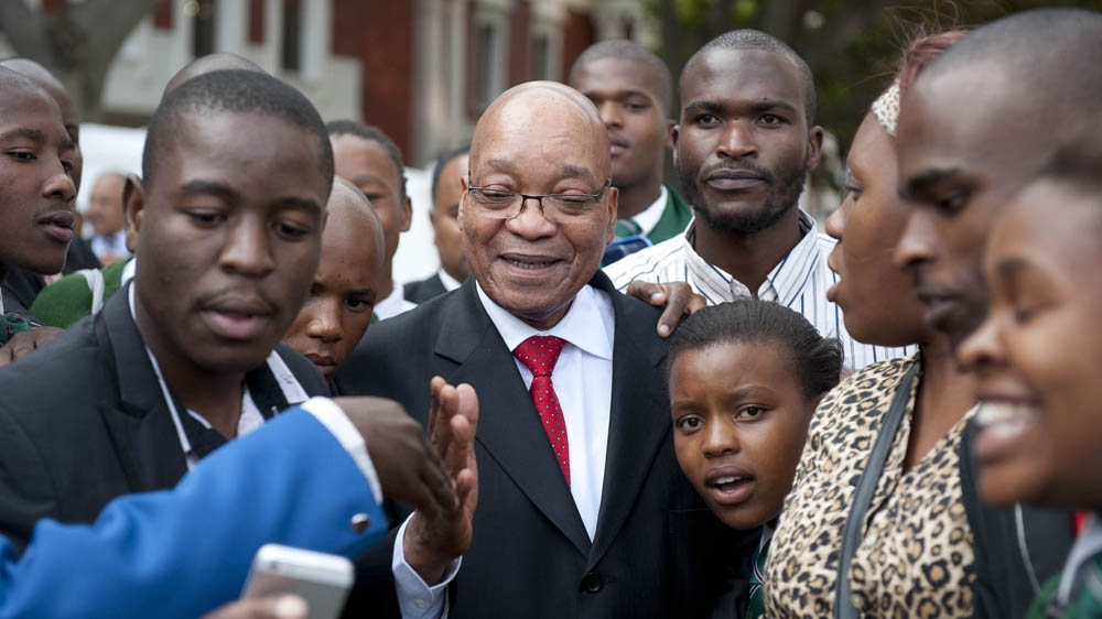 The president retains a grip on the ANC but scandals and court cases show his power is not as absolute as it seemed.