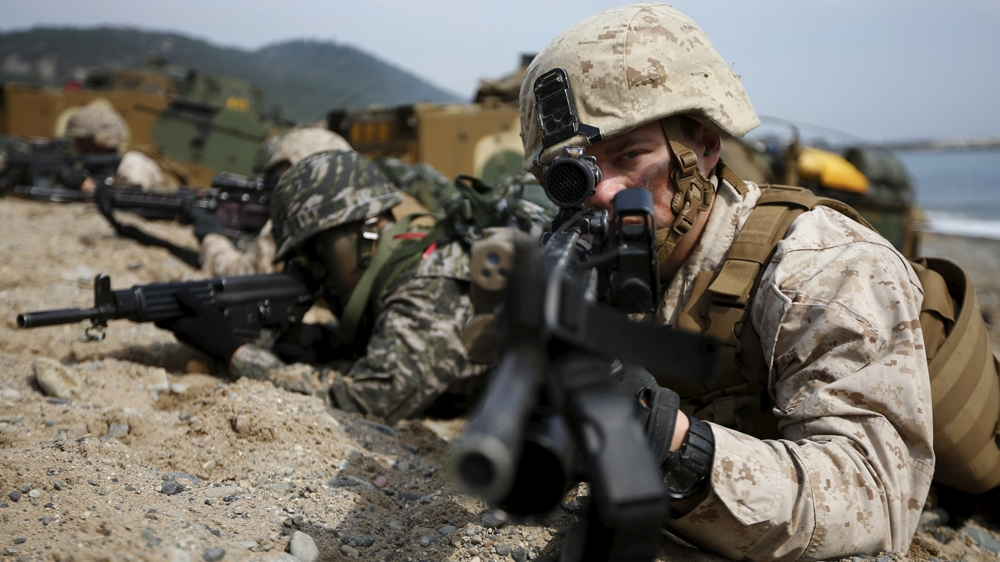 US, South Korea drills begin amid tensions with North