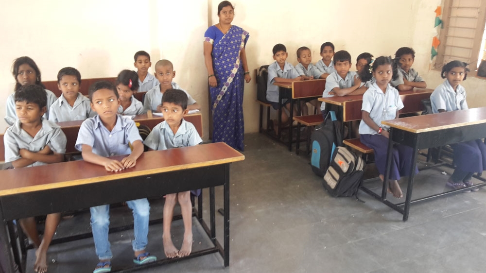 how to become a school teacher in india