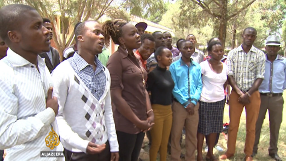 Students, who survived the April 2 al-Shabab attack that killed 147, are still traumatised and afraid to go to school.