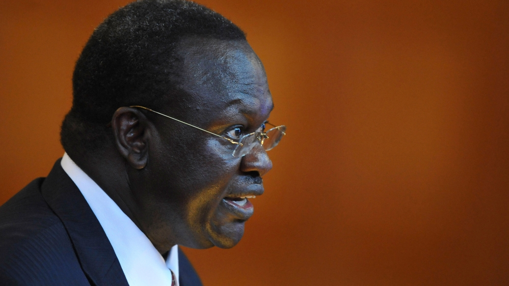 Formation of unity government expected if rebel leader arrives in capital Juba in first step towards ending civil war.