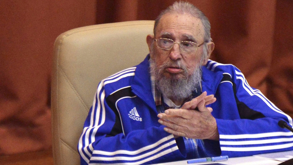 Fidel Castro, Cuban Revolutionary - Fidel Castro, at the United Nations in  1979, defied the United States - The New York Times