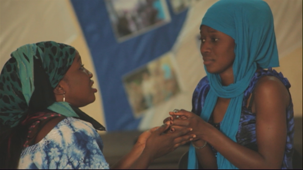 Theatre troupe in Dakar adapts one of its plays to discuss child marriage, which continues to be a problem.