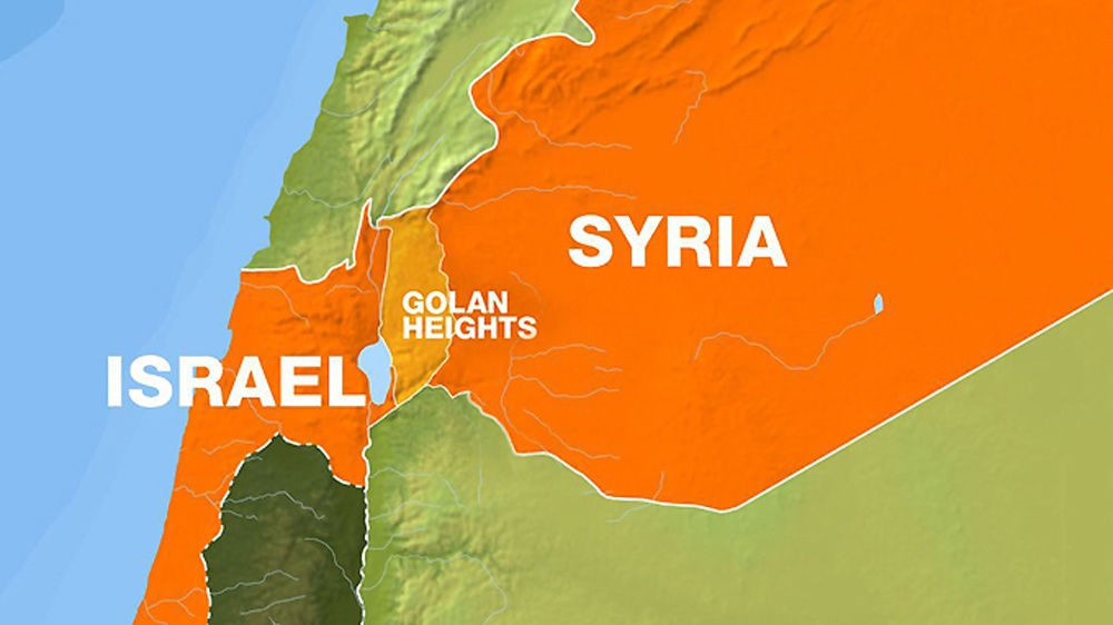 1 killed in Israel drone attack on Golan Heights: Syrian state TV thumbnail
