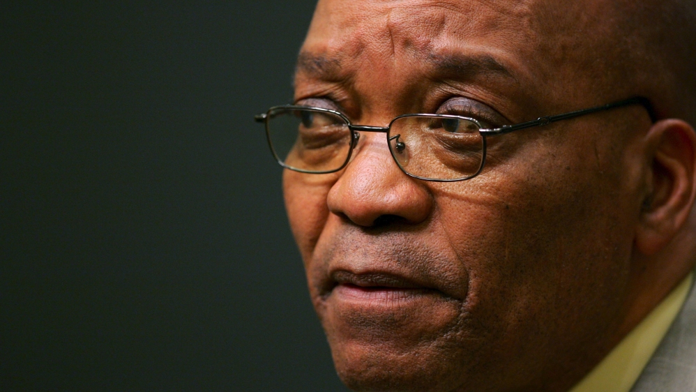 National Assembly set to debate on Tuesday an opposition-tabled motion to impeach President Zuma over spending scandal.