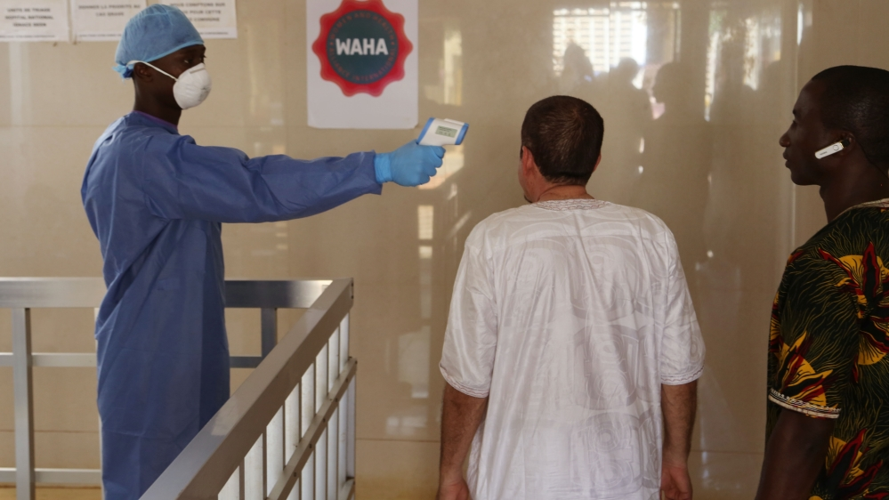WHO says that while Ebola is no longer an international health emergency, flare-ups are still to be expected.