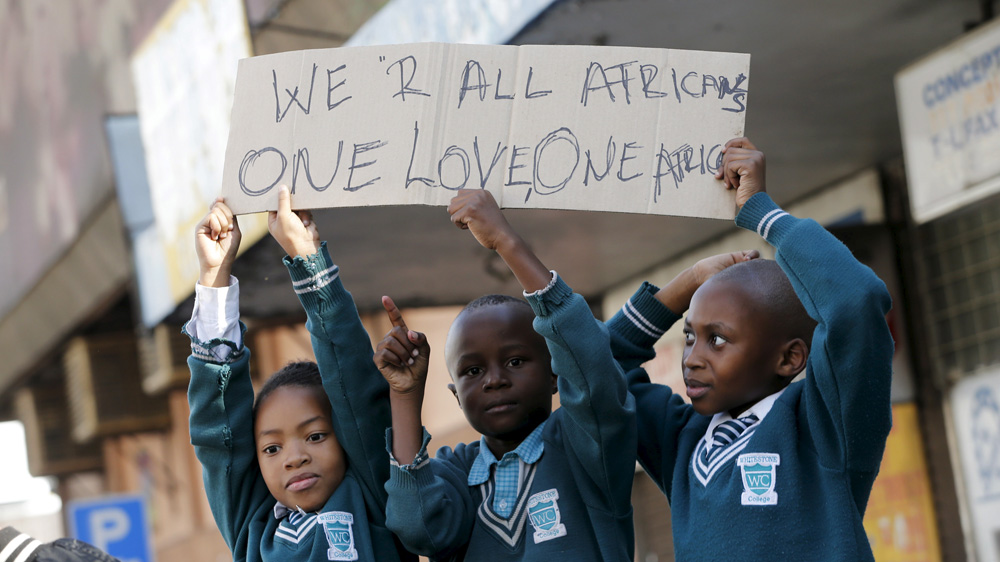 Government-commissioned report says traditional and social media played a role in the deadly 2015 xenophobic attacks.