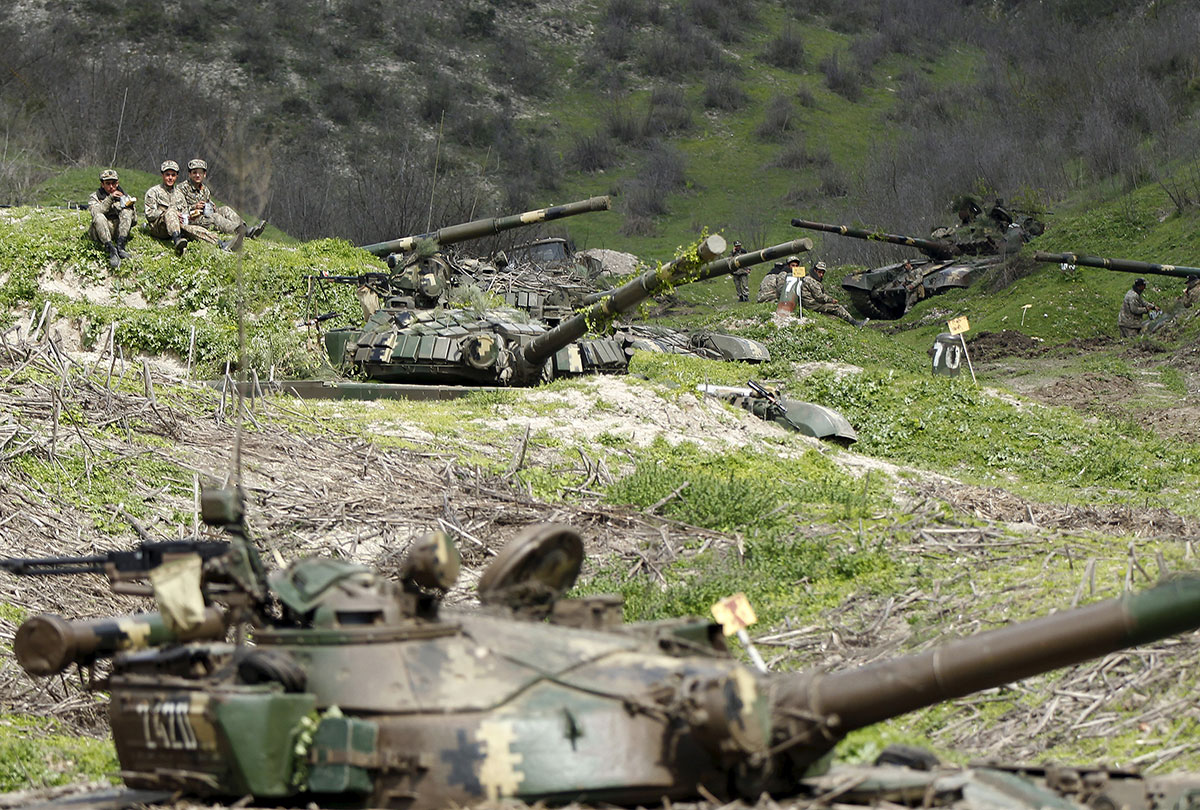 nagorno karabakh conflict The territorial claim over the nagorno-karabakh region has profound and deep roots between the 1918 and 1920, at the end of world war i, both armenia and azerbaijan gained their independence from the russian empire the independence brought with it the disputed claim over the nagorno-karabakh .