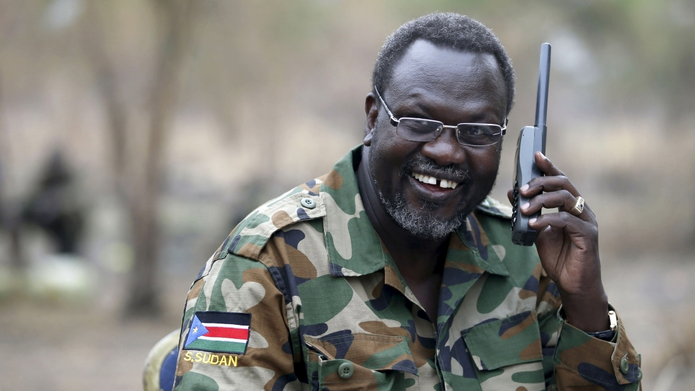 Former vice president says he will arrive in Juba to form transitional government with rival after two years of war.